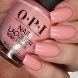 OPI Pink Ladies Rule the School Nail Polish NLG48