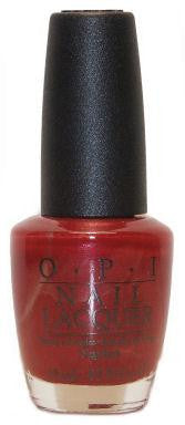 OPI The More the Berries Nail Polish SR5R6 (Discontinued by OPI)