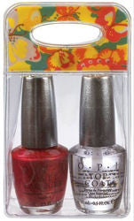 OPI Designer De-Sign of Spring Duo Kit Nail Polish SRA17 (Discontinued by OPI)