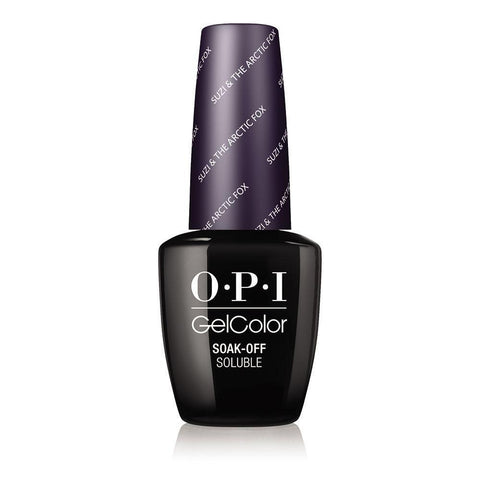 OPI Suzi & the Arctic Fox Gel Nail Polish GCI56