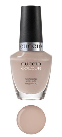 Cuccio Tel Aviv About It Nail Polish CC02