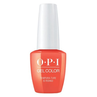 OPI Tempura-ture is Rising! Gel Nail Polish GCT89