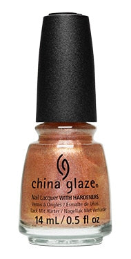China Glaze Better Late Than Nectar Nail Polish  84624