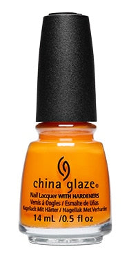 China Glaze Good As Marigold Nail Polish 84623