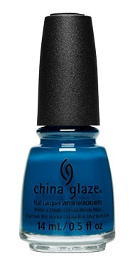 China Glaze Saved By The Bluebell Nail Polish 84618