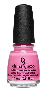 China Glaze There She Rose Again Nail Polish 84621