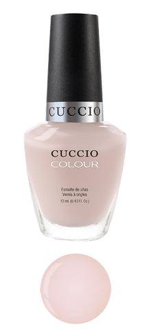 Cuccio Swept Off Your Feet in Sardinia Nail Polish CC67