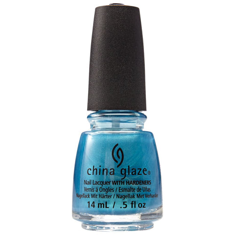 China Glaze Mer Made For Bluer Waters Nail Polish 84199