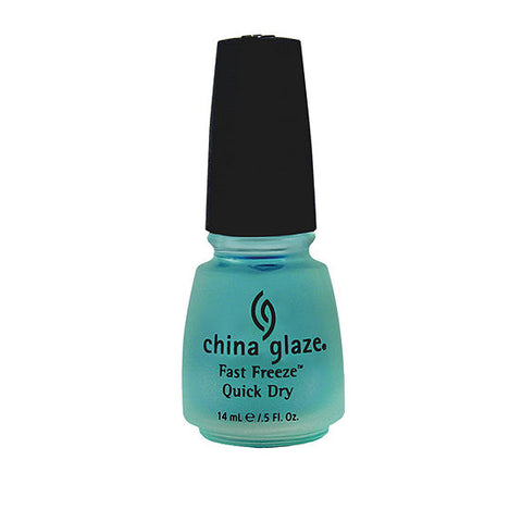 China Glaze Treatment Fast Freeze Quick Dry Nail Polish 70268