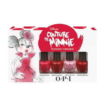 OPI Couture De Minnie Mini Nail Polish DDM15
