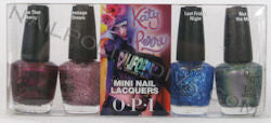 OPI Katy Perry Mini Set Nail Polish DDP04 (Discontinued by OPI)