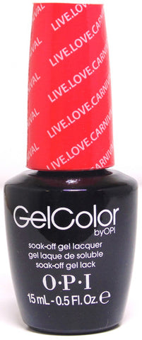 OPI Live.Love.Carnaval Gel Nail Polish
