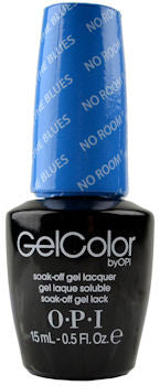 OPI No Room For the Blues Gel Nail Polish GCB83