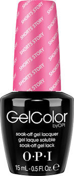 OPI Shorts Story Gel Nail Polish GCB86