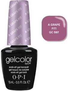 OPI A Grape Fit Gel Nail Polish GCB87