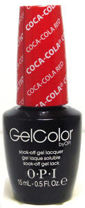OPI Coca Cola Red Gel Nail Polish GCC13