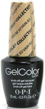 OPI You're So Vain-illa Gel Nail Polish GCC14