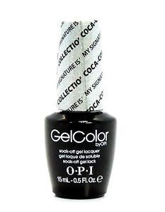 "OPI My Signature Is ""DC"" Gel Nail Polish GCC16"