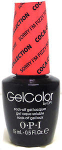 OPI Sorry I'm Fizzy Today Gel Nail Polish GCC35