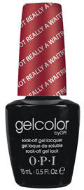 OPI I'm Not Really a Waitress Gel Nail Polish GCH08
