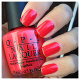 OPI Cajun Shrimp Gel Nail Polish GCL64