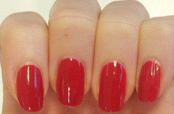 Opi Big Apple Red Gel Nail Polish Gcn25 Nail Polish Diva