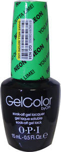 OPI You are So Outta Lime! Gel Nail Polish GCN34