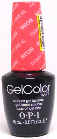 OPI Down to the Core-al Gel Nail Polish GCN38