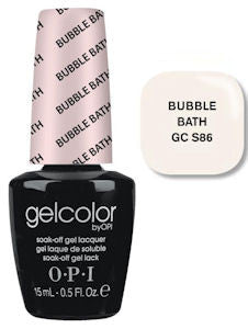 OPI Bubble Bath Gel Nail Polish GCS86