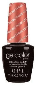 OPI Are We There Yet Gel Nail Polish GCT23