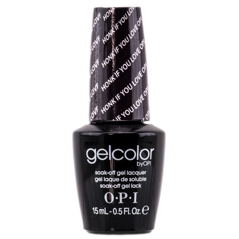 OPI Honk If You Love OPI Gel Nail Polish GCT28