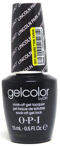 OPI Lincoln Park After Dark Gel Nail Polish GCW42