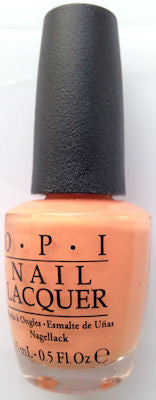 OPI Is Mai Tai Crooked? Nail Polish H68