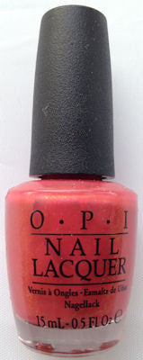 OPI Go with the Lava Flow Nail Polish H69