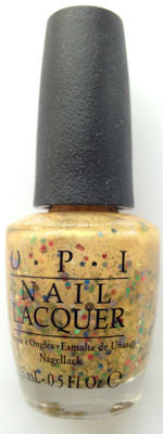 OPI Pineapples Have Peelings Too! Nail Polish H76