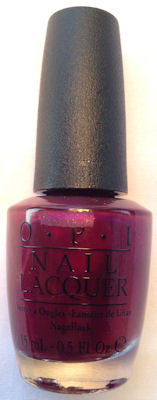 OPI Kiss Me-Or Elf Nail Polish HRF02