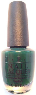 OPI Christmas Gone Plaid Nail Polish HRF04