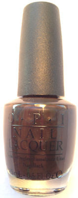 OPI Love Is Hot And Coal Nail Polish HRF06