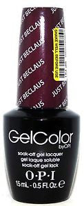 OPI Just BeClaus Gel Nail Polish HPF01