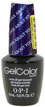 OPI I Carol About You Gel Nail Polish HPF03