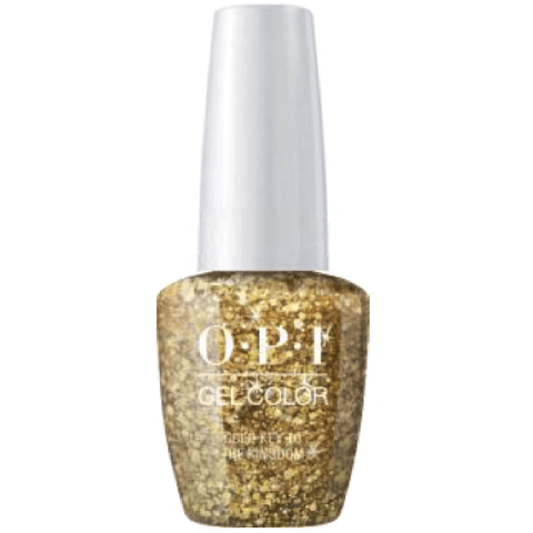 OPI Gold Key To The Kingdom Gel Nail Polish HPK13