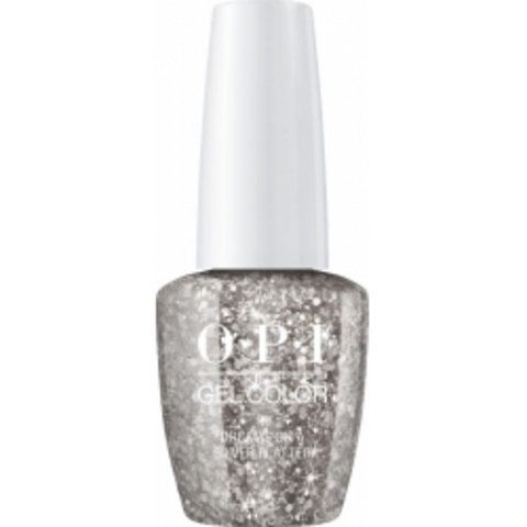 OPI Dreams On A Silver Platter Gel Nail Polish HPK14