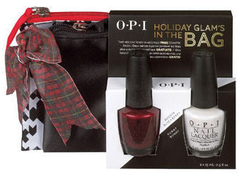 OPI Holiday Glam's In A Bag Duo Nail Polish HRF47