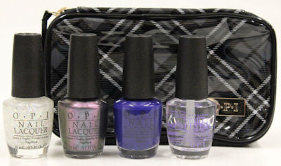 OPI Plaid About You Nail Polish HRF48