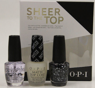 OPI Sheer To The Top Nail Polish HRF49