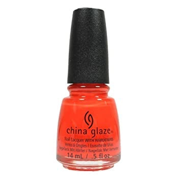 China Glaze Pop The Trunk Nail Polish 1386
