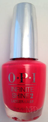 OPI She Went On And On Nail Polish ISL03