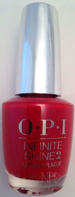 OPI Relentless Ruby Nail Polish ISL10