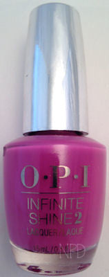 OPI Graplely Admired Nail Polish ISL12