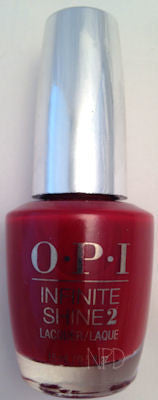 OPI Can't Be Beet Nail Polish ISL13